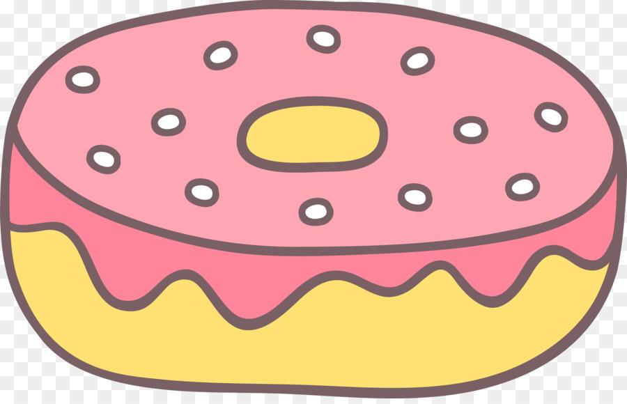 Descarga gratuita de Dona, De Dibujos Animados, Pinkbox Donas Imágen de Png