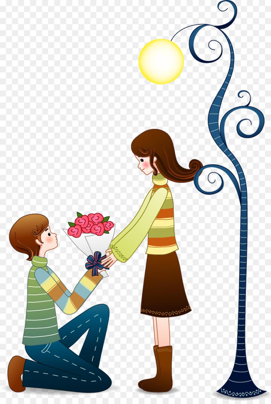 Descarga gratuita de El Día De San Valentín, Festival Qixi, Romance Imágen de Png