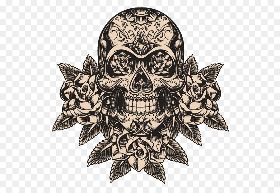 Descarga gratuita de Calavera, Cráneo, Día De Los Muertos Imágen de Png