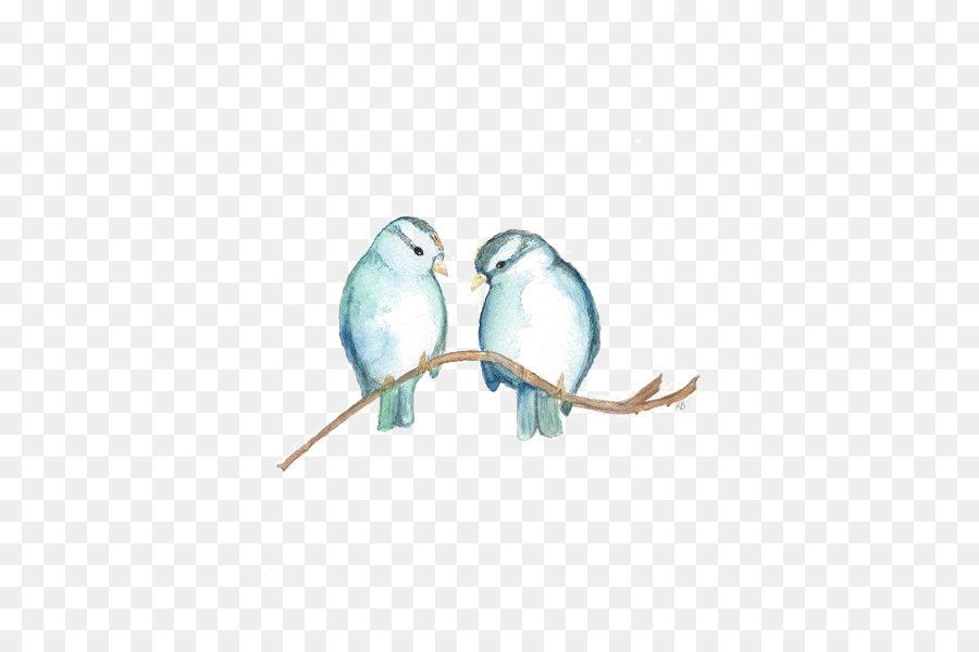 Descarga gratuita de Pájaro, Pintura A La Acuarela, Gorrión Imágen de Png