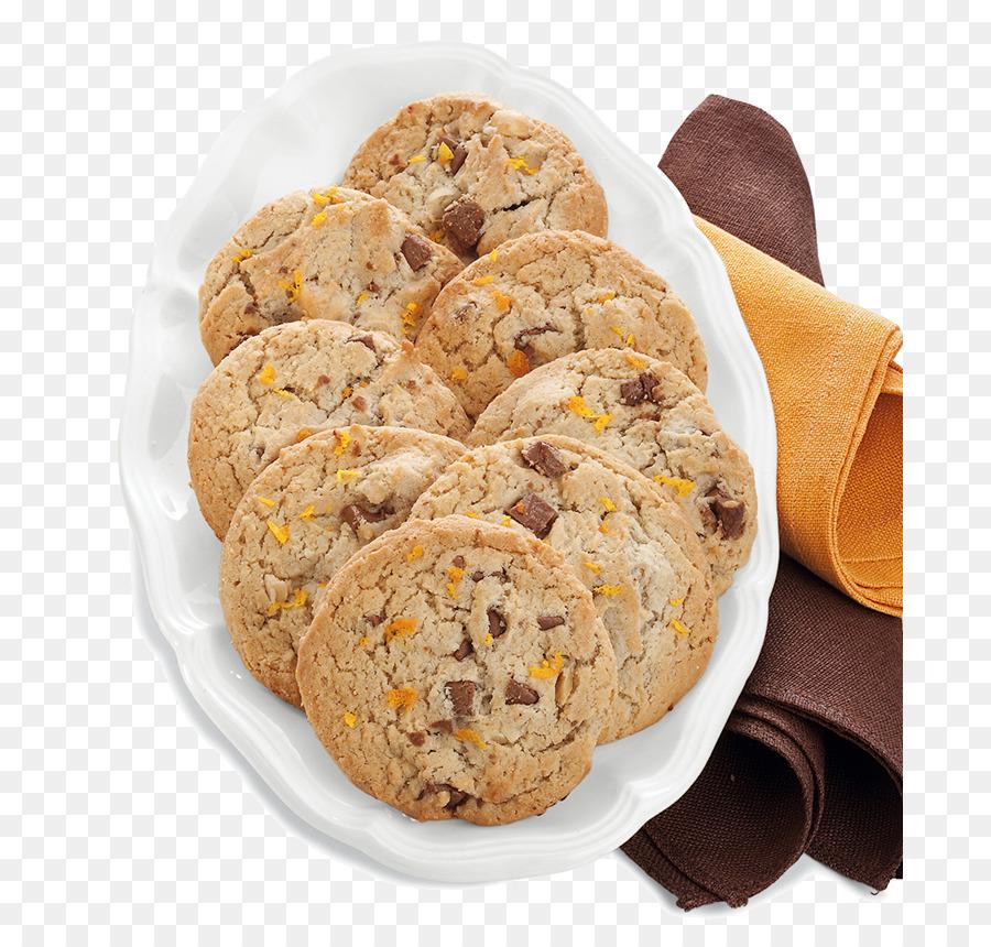 Descarga gratuita de Galletas De Chispas De Chocolate, Galletas De Mantequilla De Maní, Cookie imágenes PNG