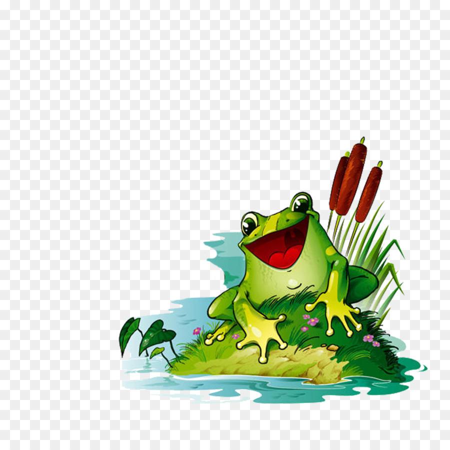 Descarga gratuita de Rana, Animación, Dibujo Imágen de Png