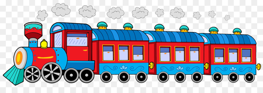 Descarga gratuita de Tren, El Transporte Ferroviario, Coche De Pasajeros Imágen de Png