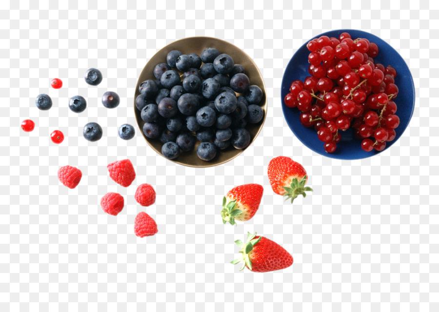 Descarga gratuita de Frutti Di Bosco, Arándanos, Fresa imágenes PNG