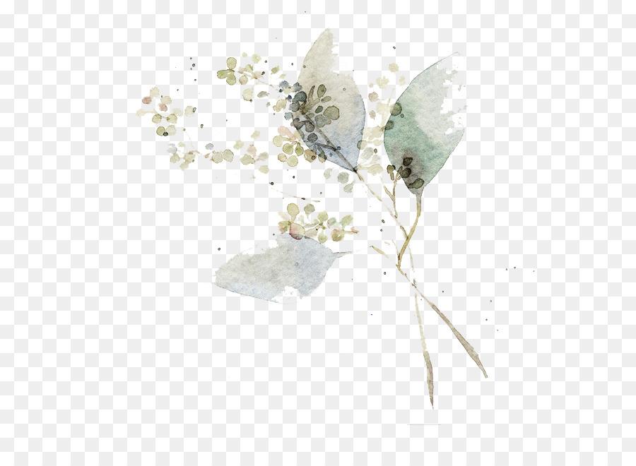 Descarga gratuita de Pintura A La Acuarela, Flor, Arte Imágen de Png