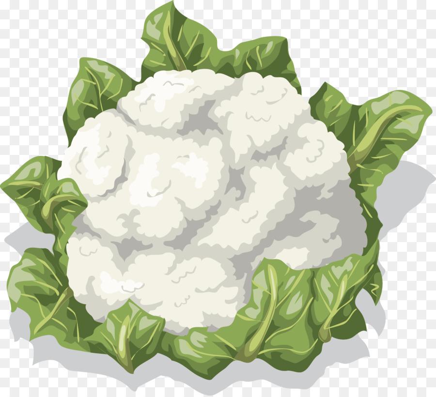 Descarga gratuita de La Coliflor, Vegetal, La Comida Imágen de Png