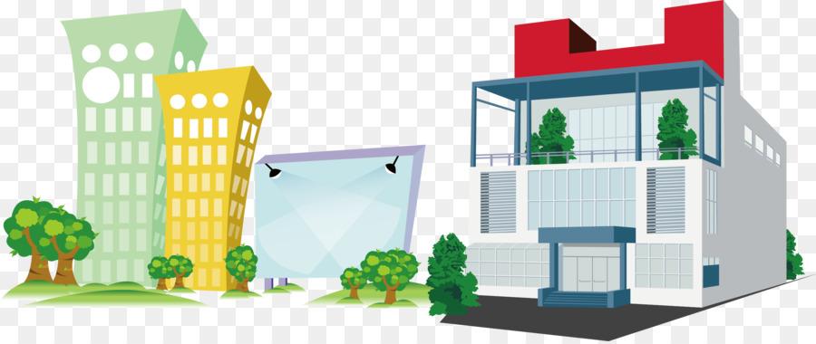 Descarga gratuita de De Dibujos Animados, La Arquitectura, Edificio imágenes PNG