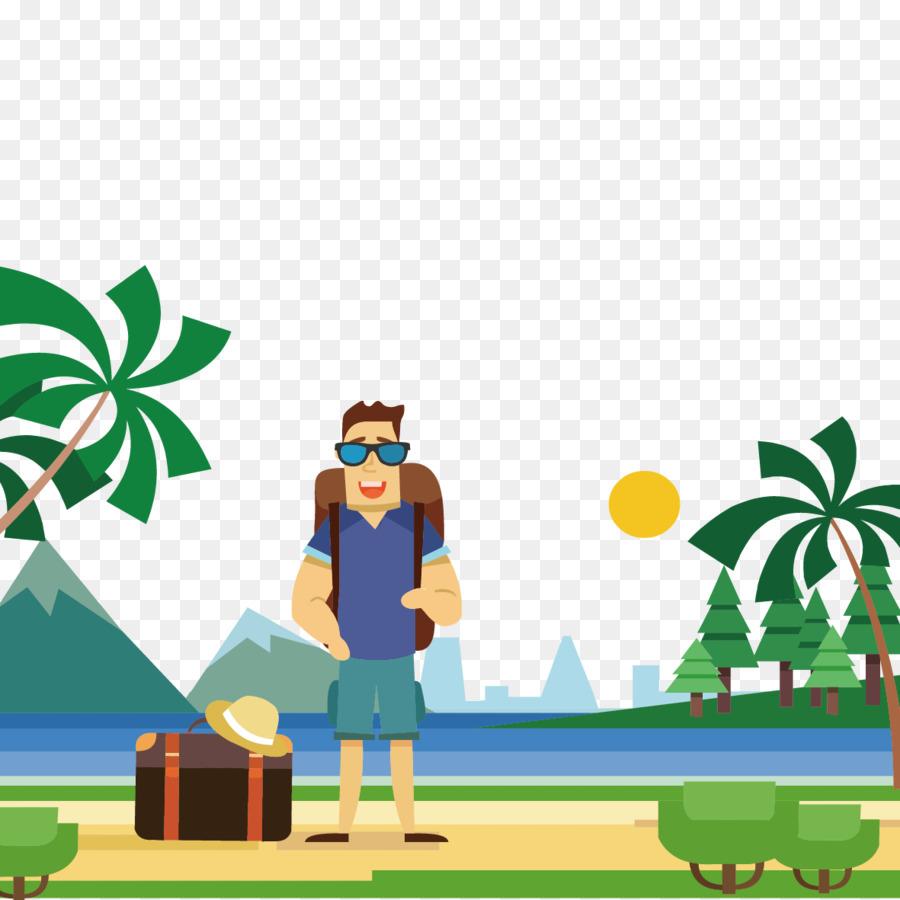 Descarga gratuita de Playa, Vacaciones, Las Vacaciones De Verano imágenes PNG