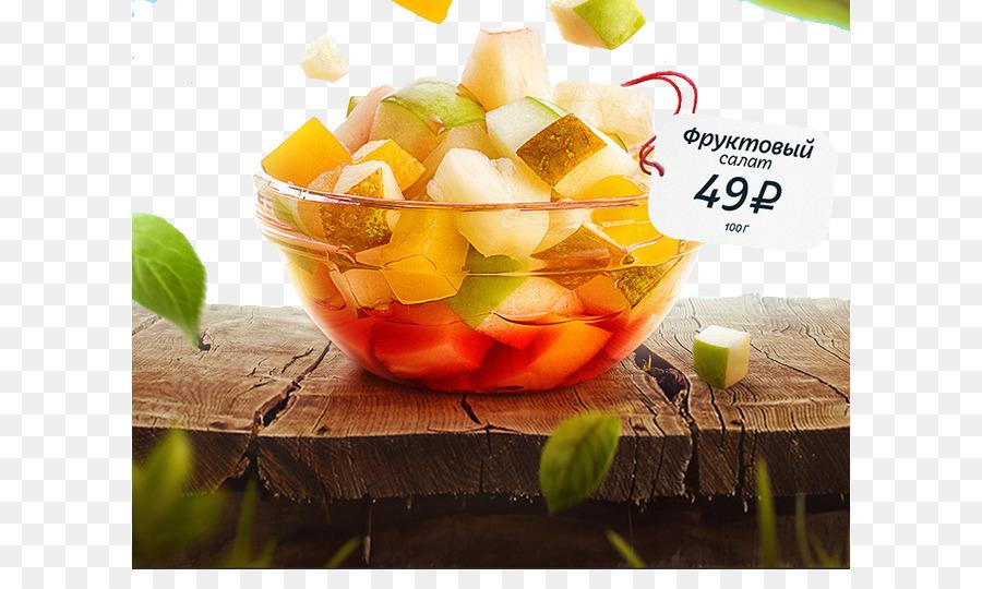 Descarga gratuita de Ensalada De Frutas, La Fruta, Vidrio imágenes PNG