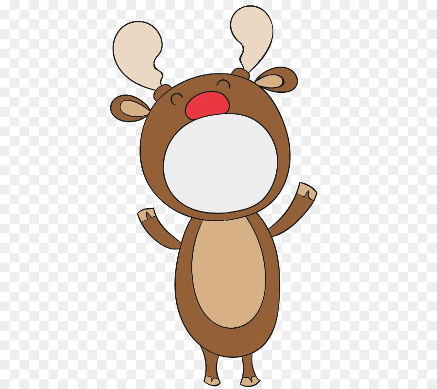 Descarga gratuita de Reno, Dibujo, La Navidad imágenes PNG