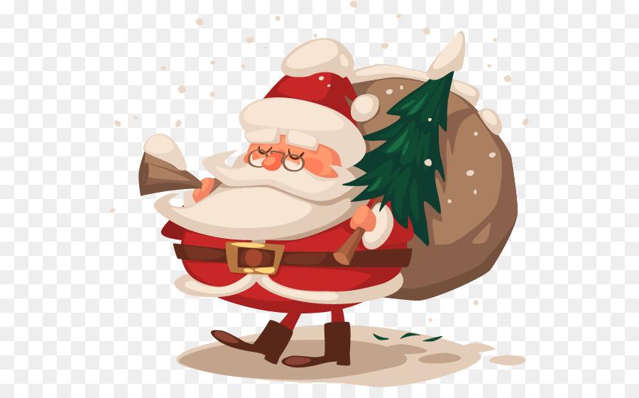 Descarga gratuita de Santa Claus, La Navidad, De Dibujos Animados Imágen de Png