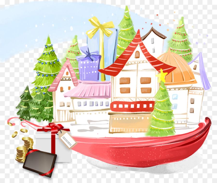 Descarga gratuita de La Navidad, Adorno De Navidad, Santa Claus Imágen de Png