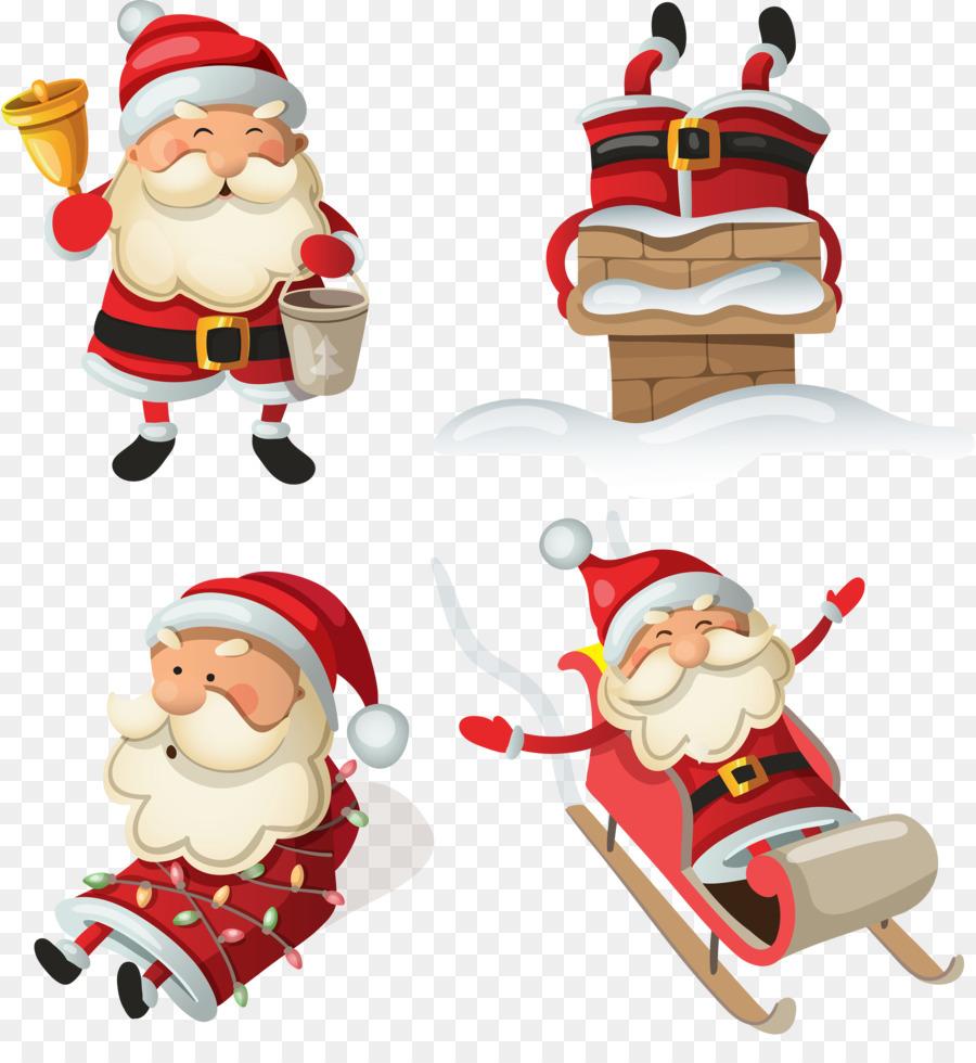 Descarga gratuita de Santa Claus, Postscript Encapsulado, Descargar Imágen de Png