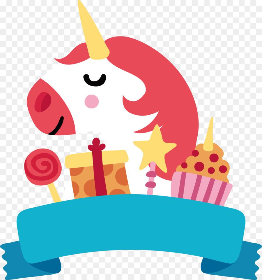 Descarga gratuita de Cumpleaños, Unicornio, Feliz Cumpleaños A Ti Imágen de Png