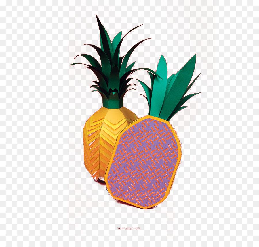 Descarga gratuita de Piña, La Fruta, Dibujo Imágen de Png