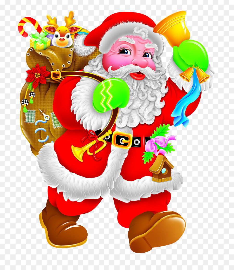 Descarga gratuita de Santa Claus, Regalo, La Navidad imágenes PNG