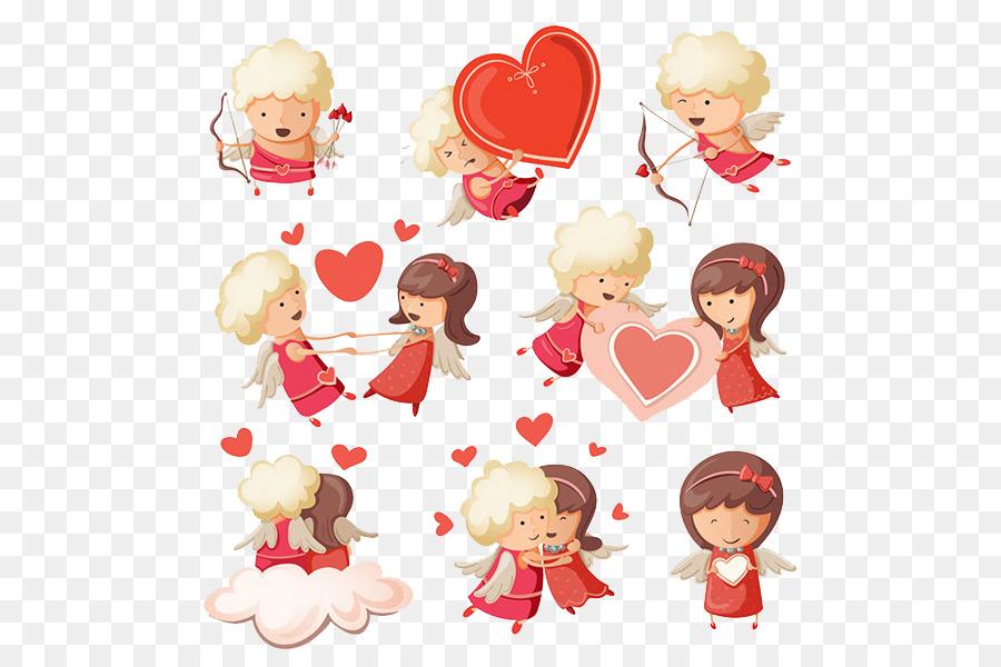 Descarga gratuita de Cupido, Royaltyfree, Corazón Imágen de Png