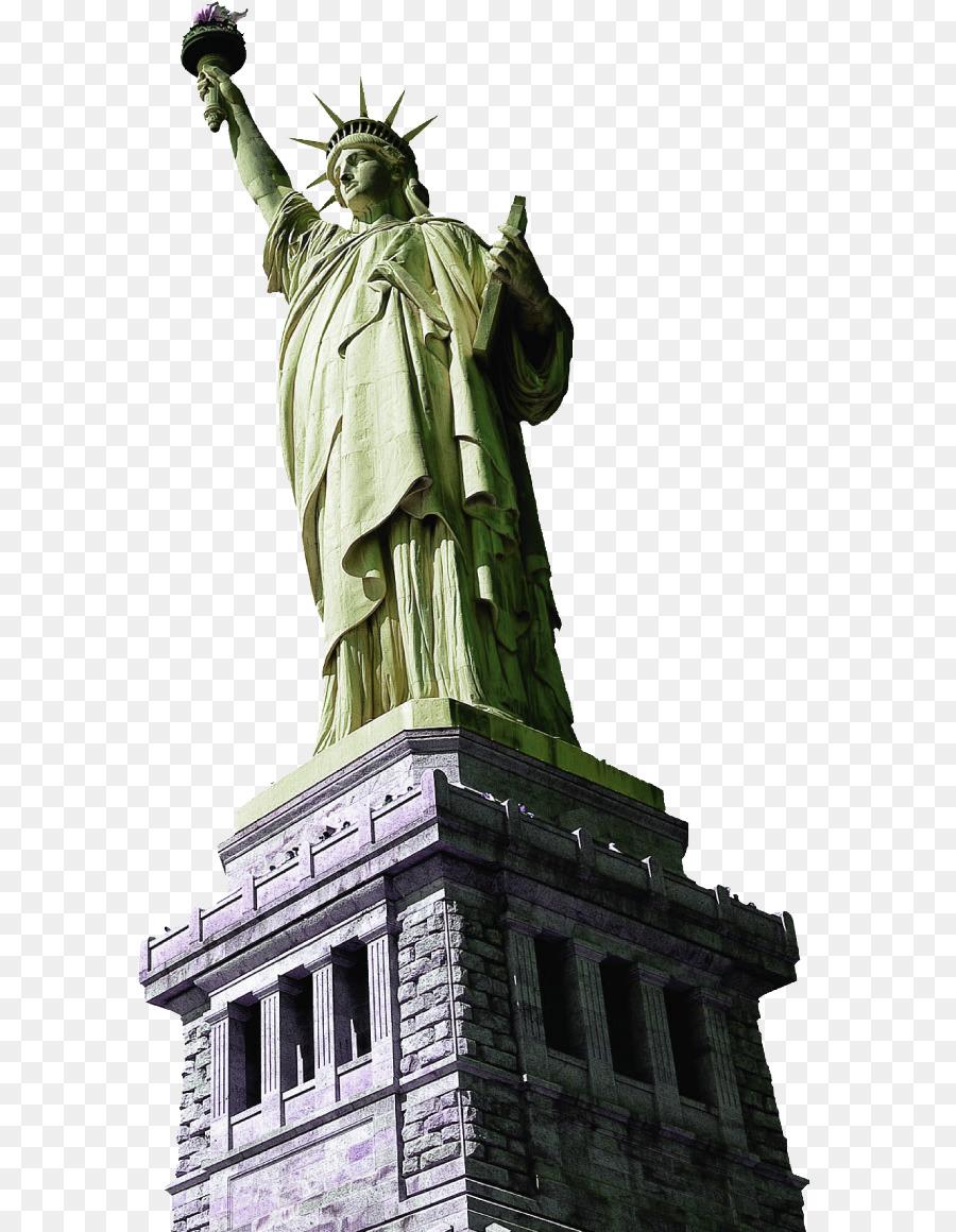 Descarga gratuita de Estatua De La Libertad, El Puerto De Nueva York, Río Hudson imágenes PNG