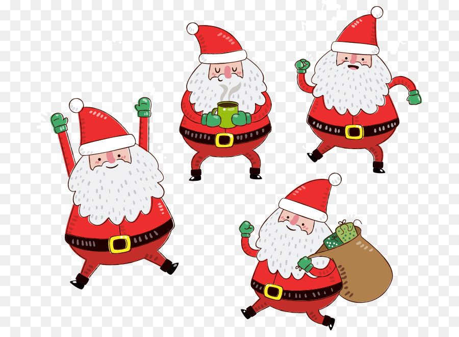 Descarga gratuita de Santa Claus, Adorno De Navidad, La Navidad Imágen de Png