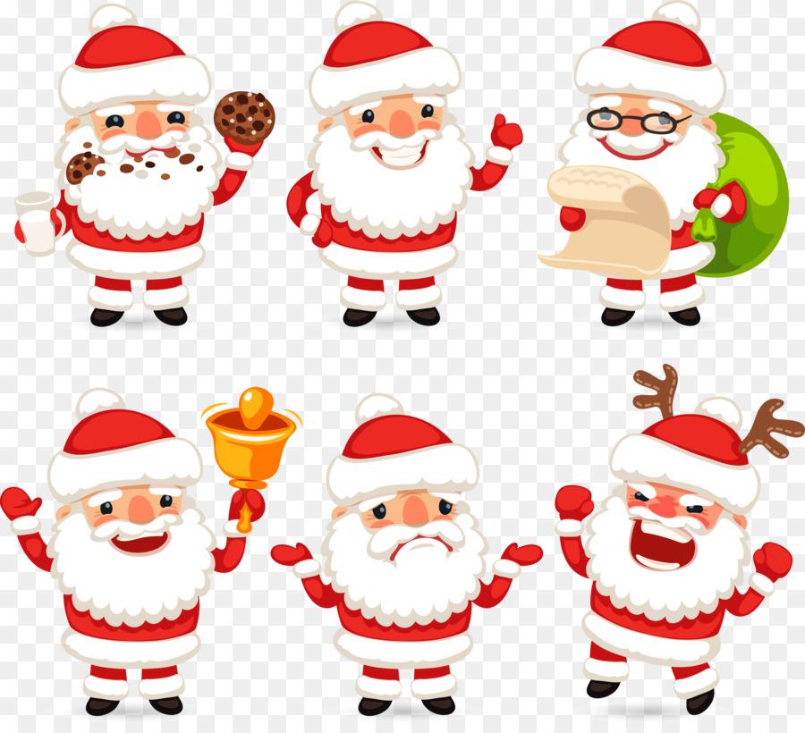 Descarga gratuita de Ded Moroz, Santa Claus, Adorno De Navidad Imágen de Png