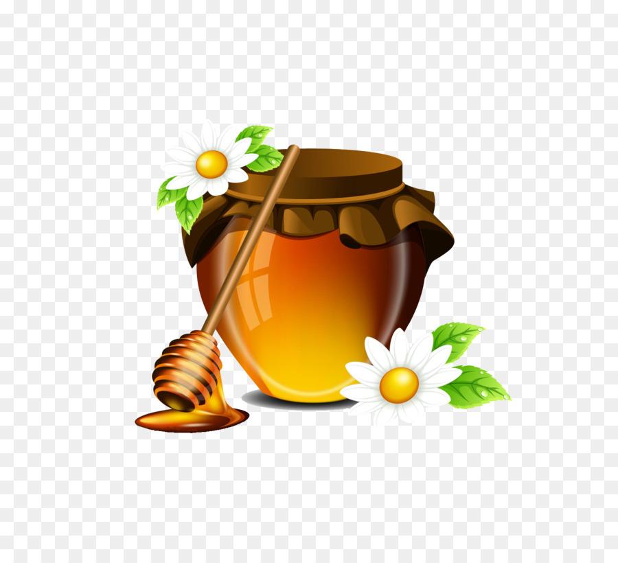 Descarga gratuita de Abeja, La Miel, Jar Imágen de Png