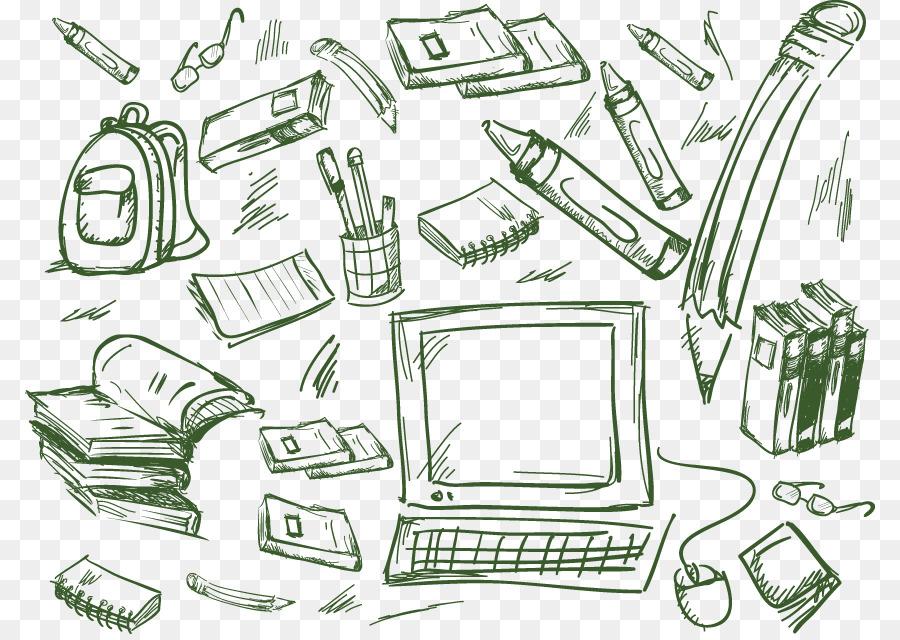 Descarga gratuita de Dibujo, La Escuela, La Creatividad imágenes PNG