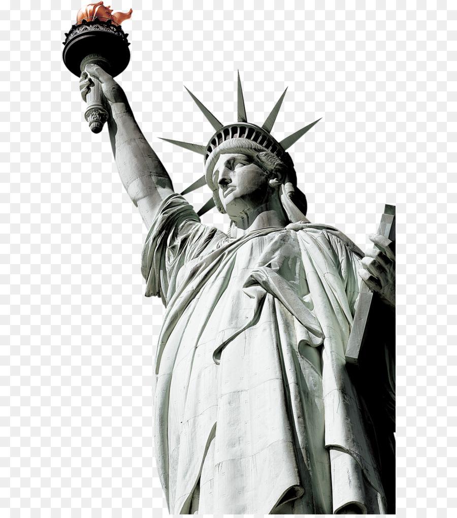 Descarga gratuita de Estatua De La Libertad, El Puerto De Nueva York, La Torre Eiffel imágenes PNG