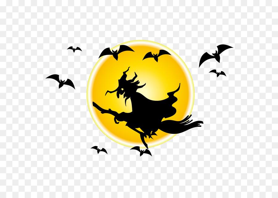 Descarga gratuita de Bruja De Halloween, Castillo De Halloween, La Brujería Imágen de Png