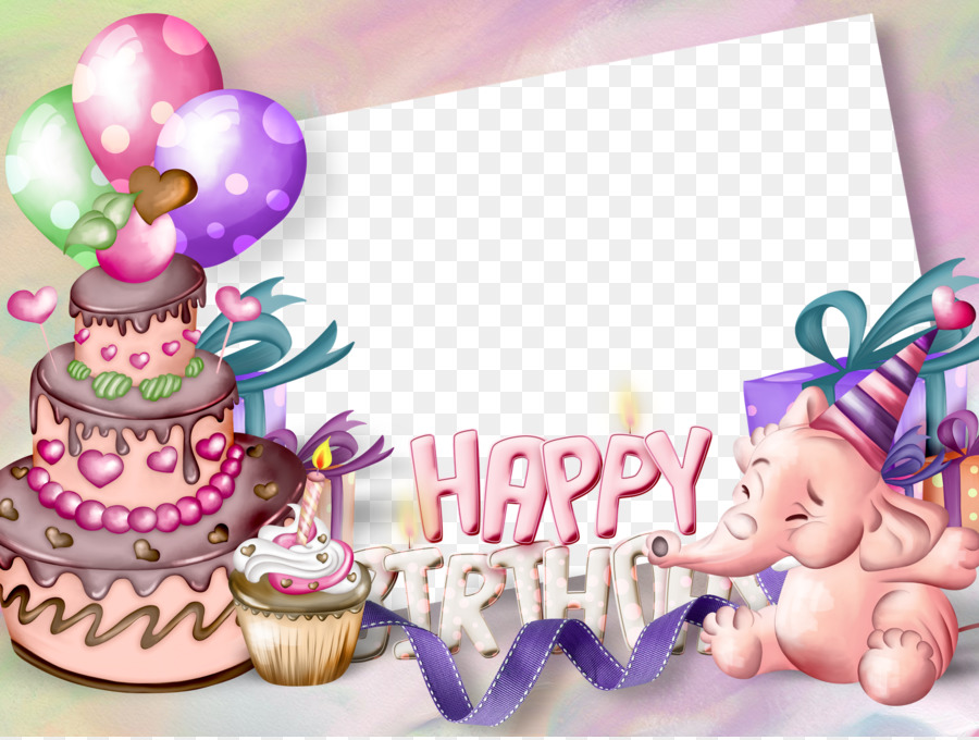 Descarga gratuita de Pastel De Cumpleaños, Cumpleaños, Marco De Imagen Imágen de Png