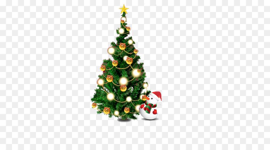 Descarga gratuita de árbol De Navidad, Santa Claus, Adorno De Navidad imágenes PNG
