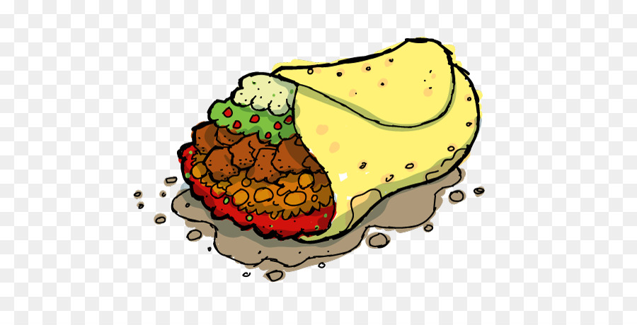 Descarga gratuita de Burrito, Taco, La Cocina Mexicana Imágen de Png