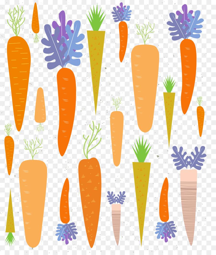 Zanahoria Dibujo Animado / Dibujos.net dibujos comida verduras zanahorias.