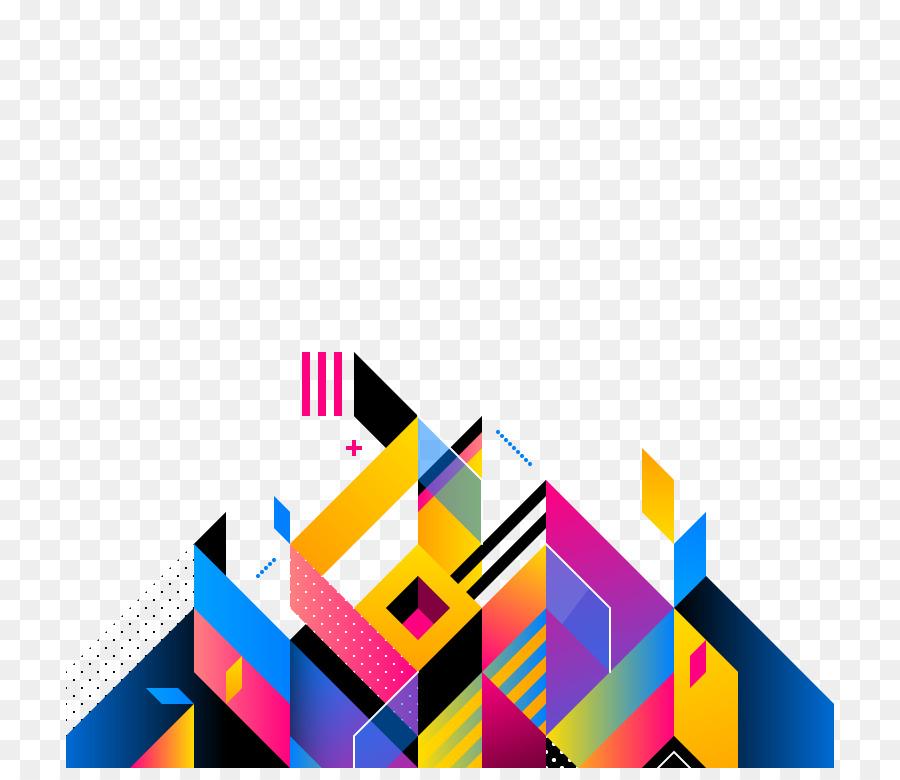 Descarga gratuita de El Arte Abstracto, La Abstracción Geométrica, Negocio Imágen de Png
