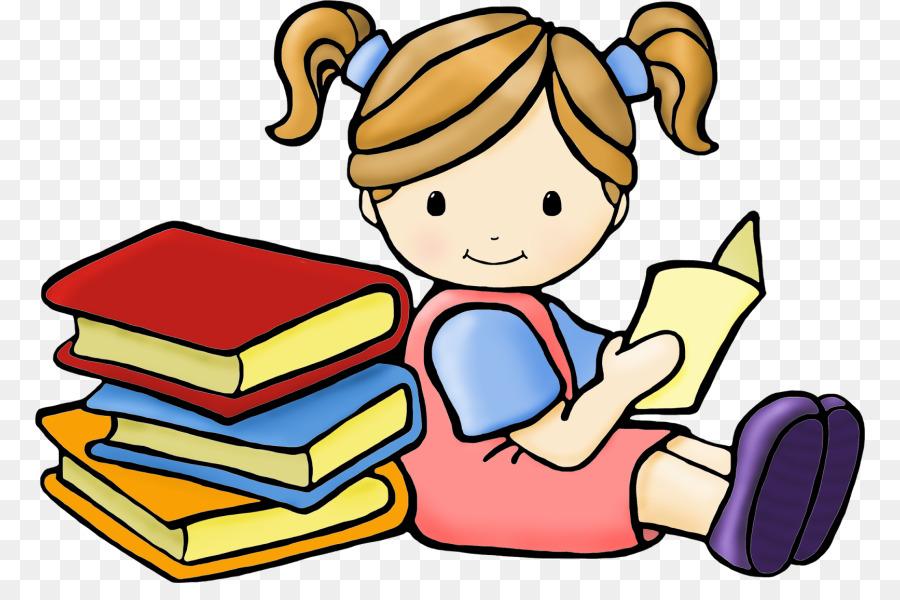 Descarga gratuita de Niño, La Lectura, Libre De Contenido Imágen de Png
