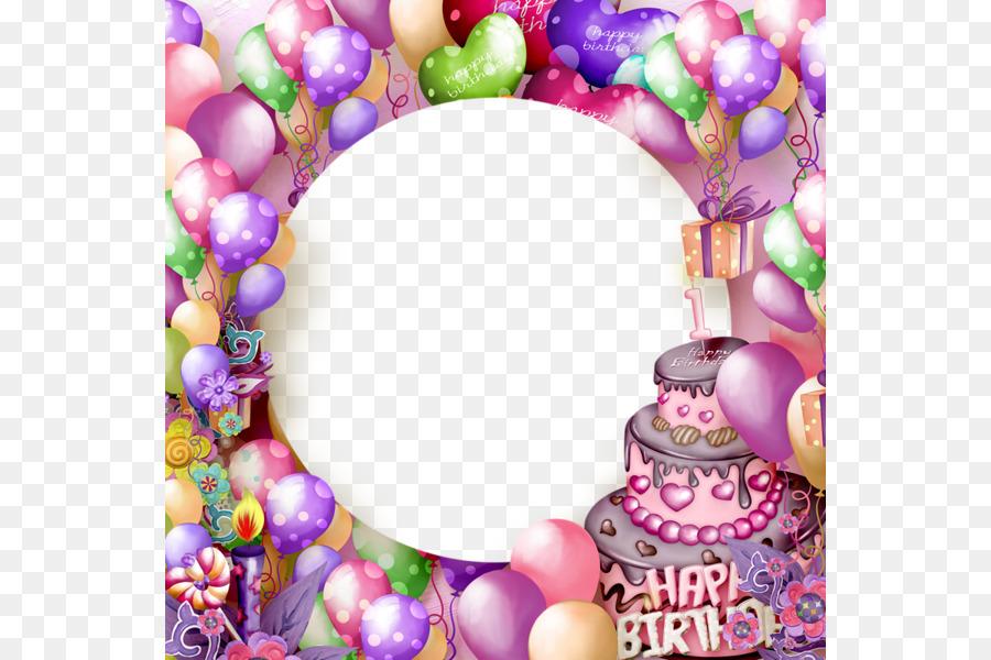Descarga gratuita de Cumpleaños, Marco De Imagen, Feliz Cumpleaños A Ti Imágen de Png