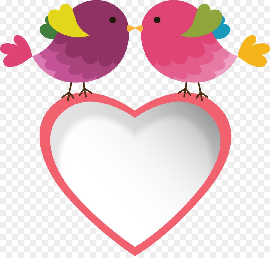 Descarga gratuita de Pájaro, Invitación De La Boda, El Amor imágenes PNG