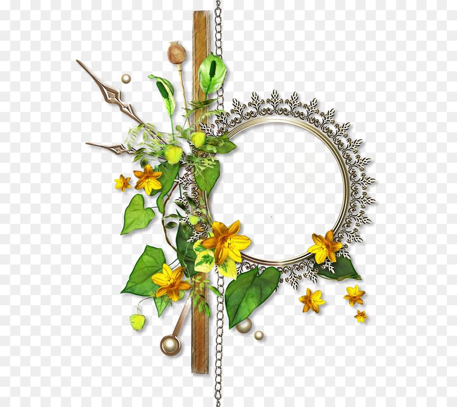 Descarga gratuita de Marco De Imagen, Flor, Postscript Encapsulado imágenes PNG