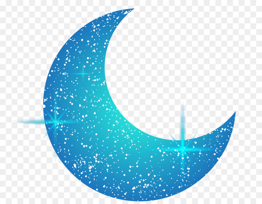 Descarga gratuita de Azul, Luna, Luna Azul imágenes PNG