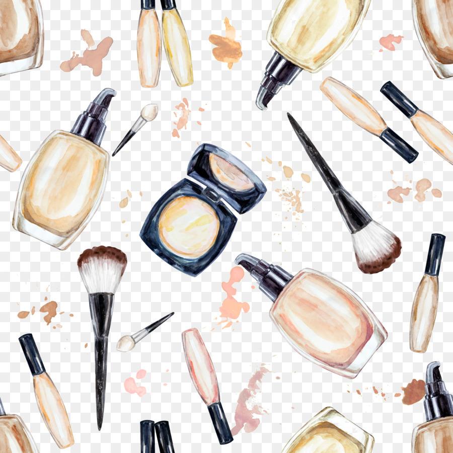 Descarga gratuita de Cosméticos, Fundación, Pincel De Maquillaje imágenes PNG