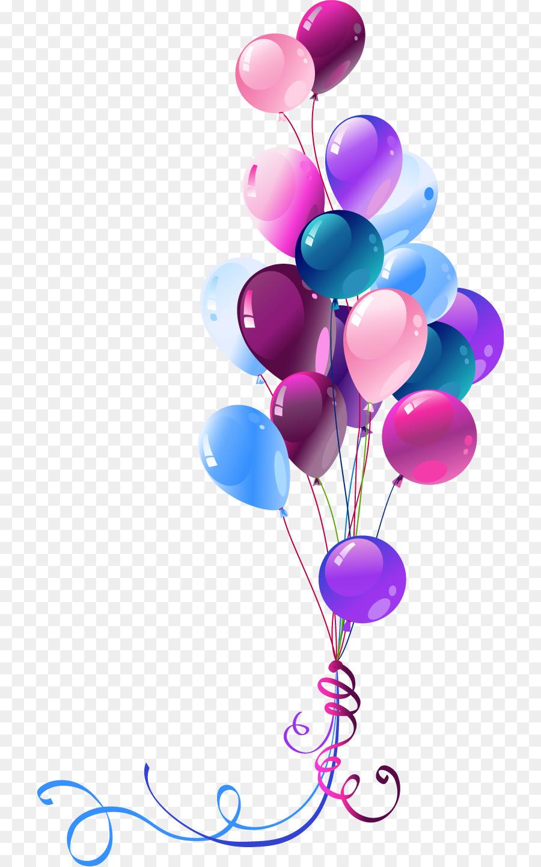 Descarga gratuita de Cumpleaños, Globo, Feliz Cumpleaños A Ti Imágen de Png
