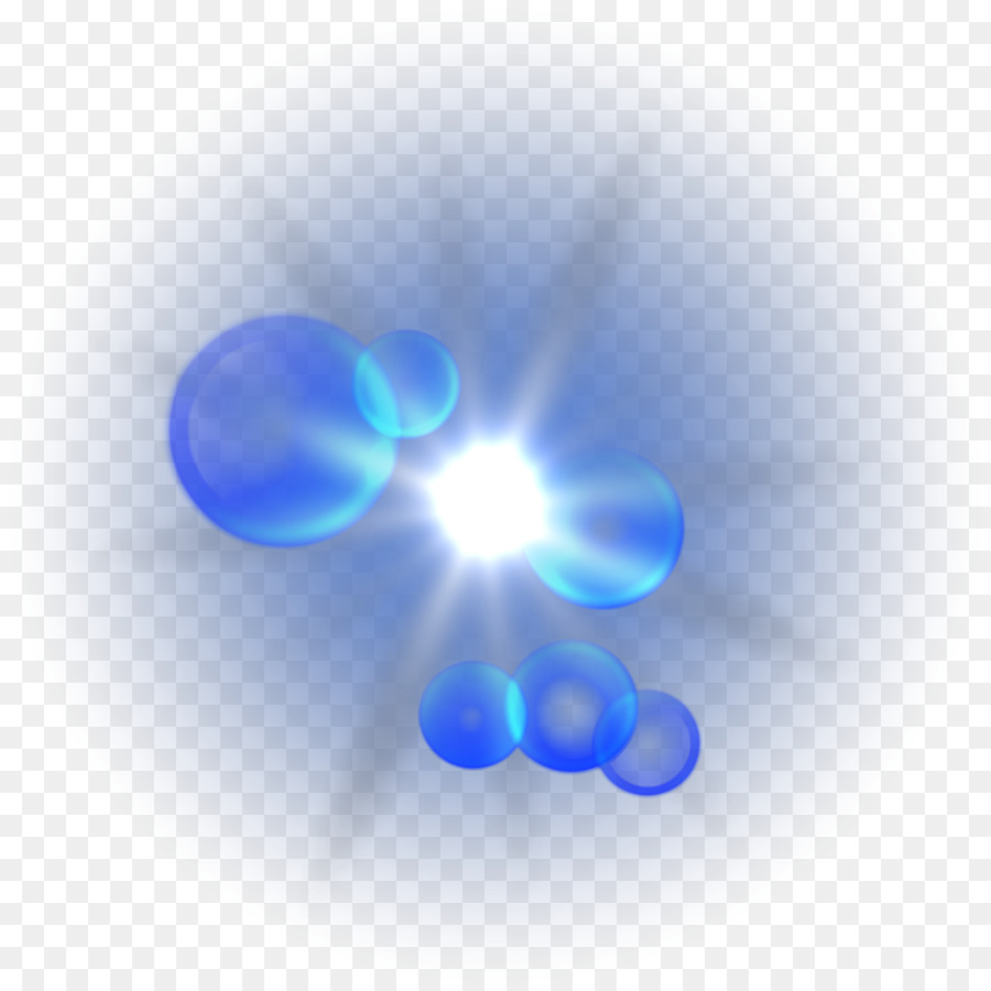 Descarga gratuita de La Luz, Azul, Apertura Imágen de Png