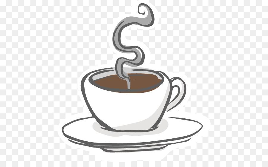 Taza De Cafe Dibujo Png: Café, Taza De Café, La Copa Imagen Png