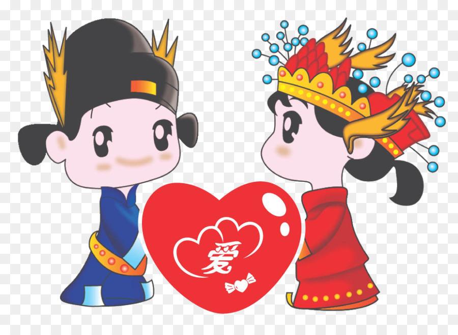 Descarga gratuita de Novio, Novia, De Dibujos Animados imágenes PNG
