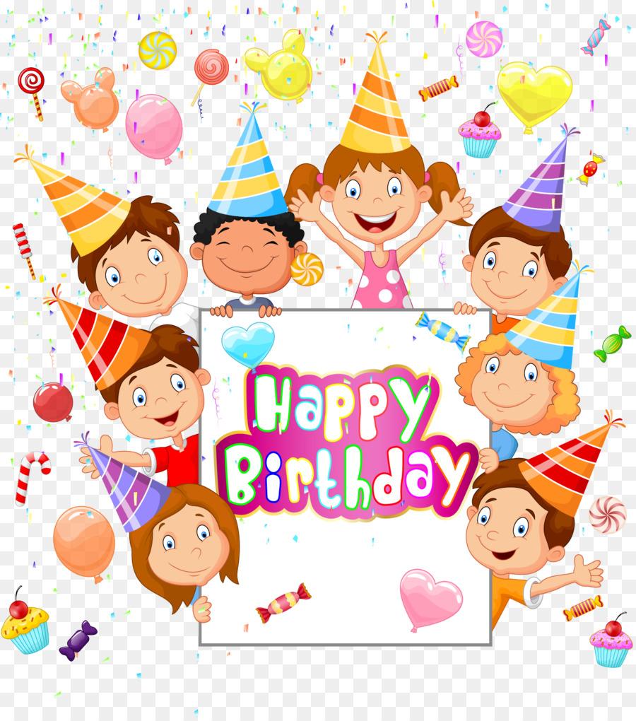 Descarga gratuita de Cumpleaños, Feliz Cumpleaños A Ti, Niño Imágen de Png