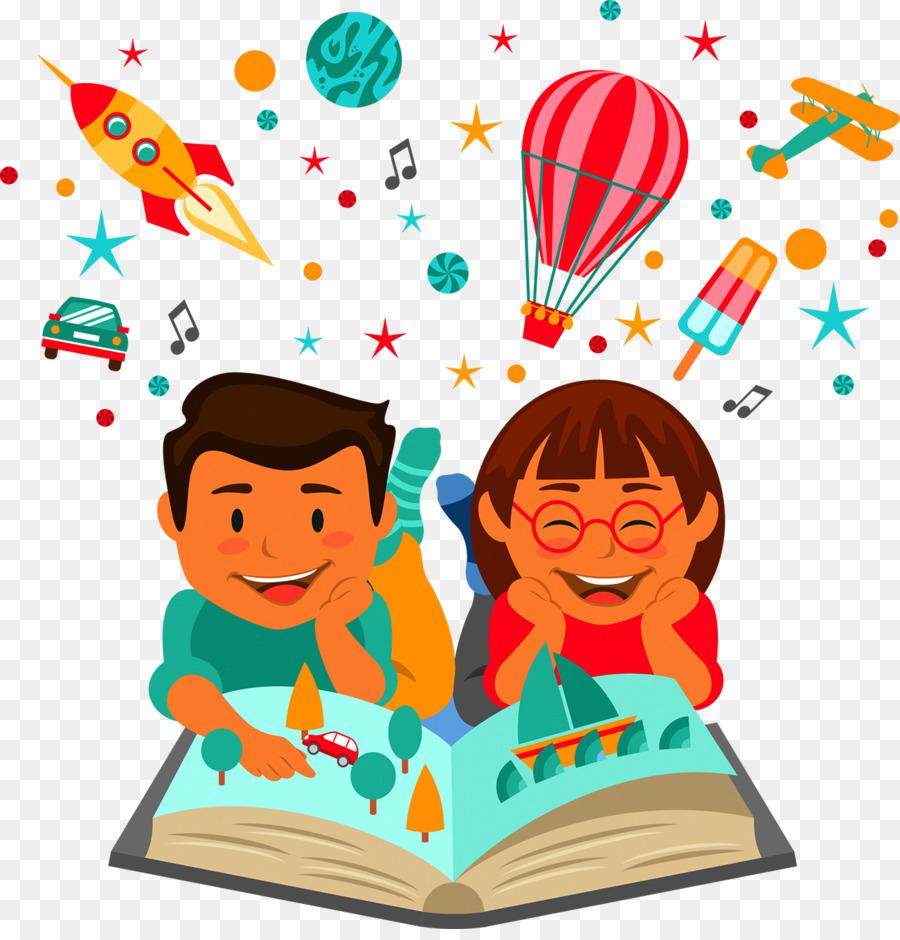 Descarga gratuita de Niño, La Lectura, El Aprendizaje Imágen de Png