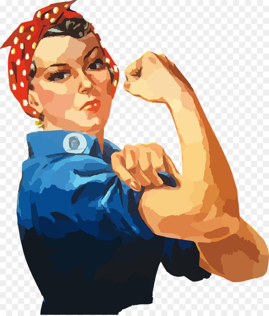 Descarga gratuita de Estados Unidos, Podemos Hacerlo, Rosie La Remachadora Imágen de Png