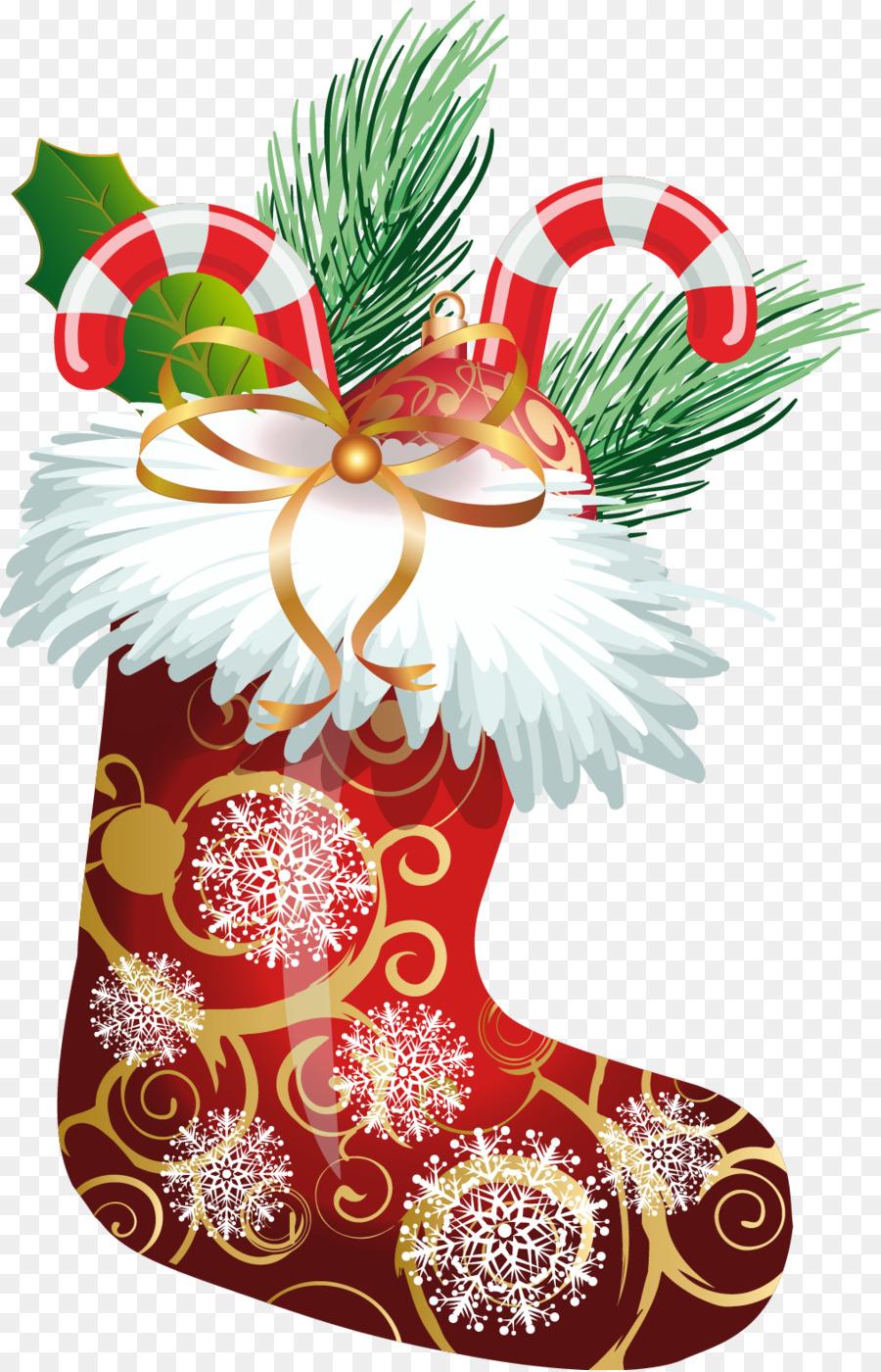 Descarga gratuita de árbol De Navidad, La Navidad, Calcetín De Navidad imágenes PNG