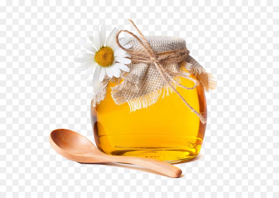 Miel de abeja con ajo