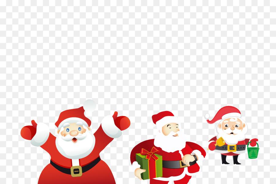 Descarga gratuita de Santa Claus, Adorno De Navidad, Adobe Illustrator Imágen de Png