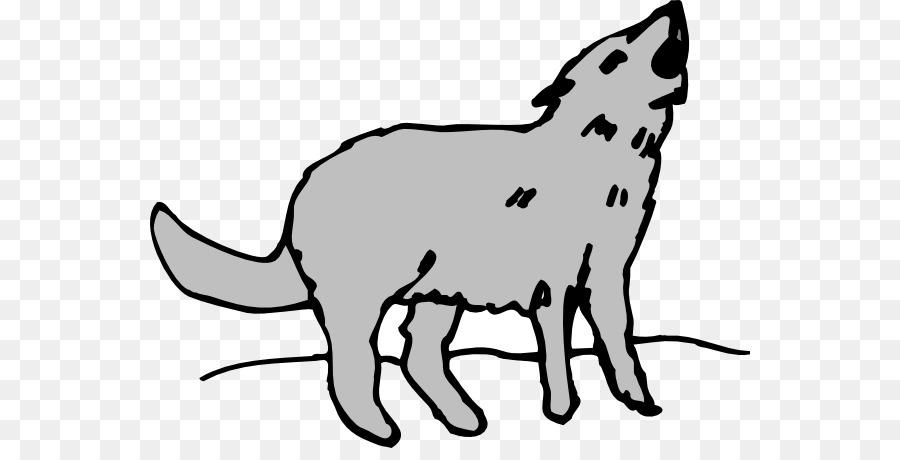 Descarga gratuita de Coyote, Lobo Gris, Aullido imágenes PNG